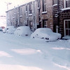 Albert Street, Whitewell Bottom, winter 1981-82