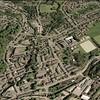 Waterfoot Aerial view via Google Earth 2013