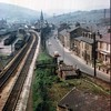 Waterfoot from Glen 1 Tunnels 1959