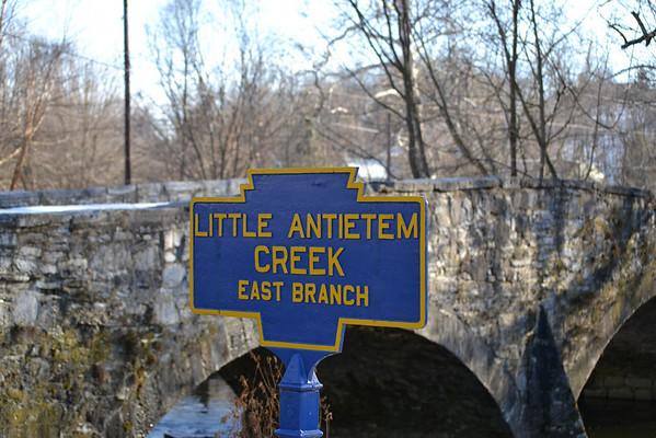 Welty Road Bridge (Waynesboro, PA)