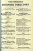 West Springfield Bus Directory 1917 1