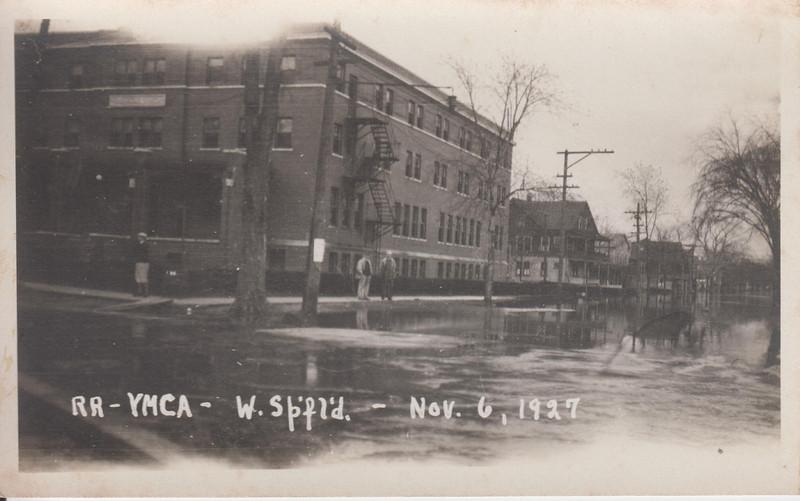 West Spfld 1927 Flood 006