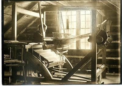 West Stockbridge Weaving in Garrett