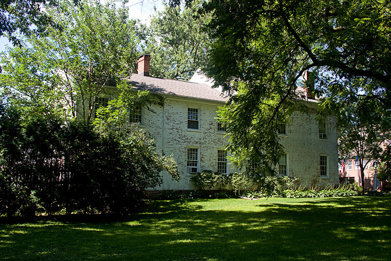 <center>Chester Bulkley House Bed & Breakfast - Built 1830 <br><br>Wethersfield, CT</center>