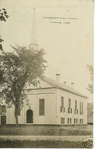 Whately Congregational Church 1