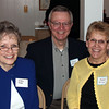 Sharon Cripps, Larry Miller, and Karen Miller - 25 Mar 2012