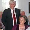Pastor George Kilmer and Carolyn Lemmon (seated)- 25 Mar 2012