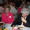 Sharon Mizner and Pastor George Kilmer - 25 Mar 2012