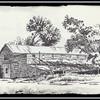 "Site of the old ""Baldwin Iron Works"" in Whitbney, Nebraska"