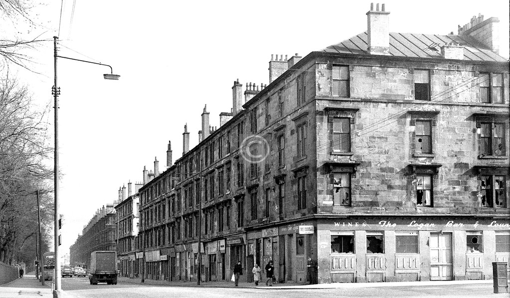 Rutherglen Rd at Logan St.