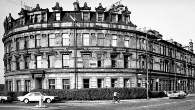 Nithsdale Dr / Nithsdale St. Another Thomson attribution.   July 1975
