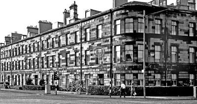 Nithsdale Rd / Darnley St.  July 1975