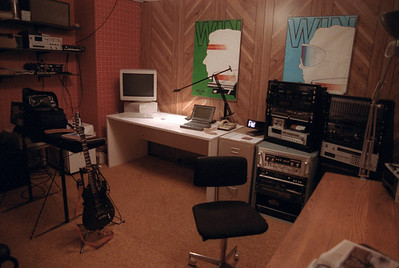 Office/Studio 5 Wilson (circa 1990)
