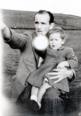 Ben Maureen Fisher c1948