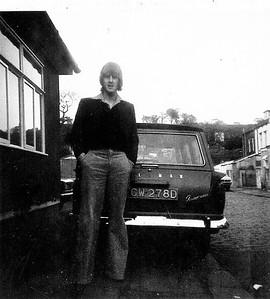 Chris Allen Olive Terrace 1974