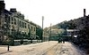 Rawtenstall Westwood Terrace Burnley Road and White Factory in distance 190611