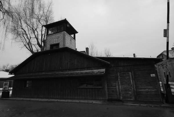 Sentry building