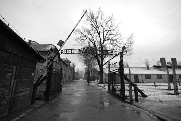 Arbeit Macht Frei....the only freedom achieved by the harsh working conditions were death..