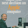 Apple Freddie Laker Make Your Next Great Decision an Apple Computer 1