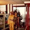 Jonathan Wilde Joanne Robson Xmas 1985