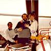 Rita Peter Irene Xmas 1985