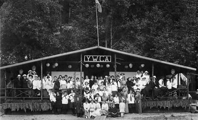 historic YW camp
