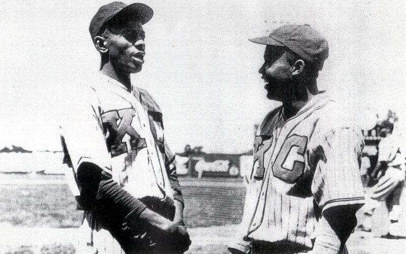 Leroy Satchel Paige and Jackie Robinson set the pace for blacks in the Major Leagues.