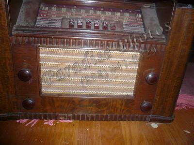 firestone 1946 radio w instructions