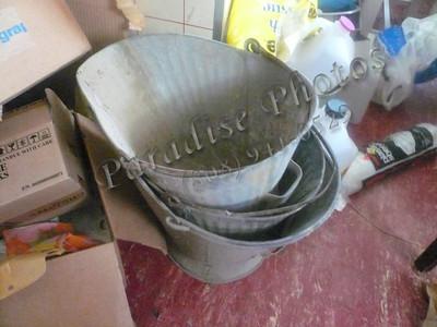 coal bin buckets