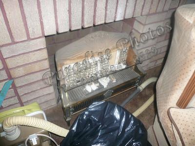 fireplace heater