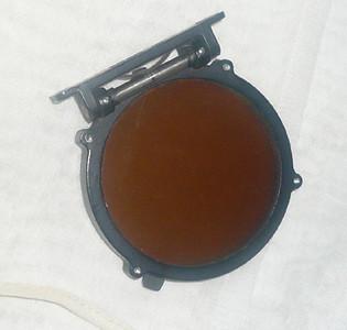 machine gun polarizer 1940's