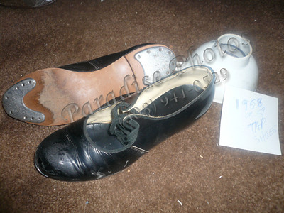 1950's tap shoes