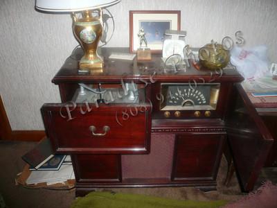 radio phonograph late 1940s