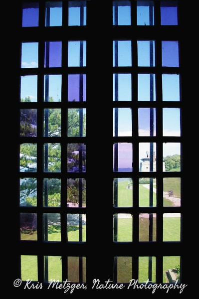 """""""Through the Window of Time""""<br /> Old Fort Niagara, NY, USA"""