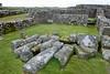 Housesteads Roman Fort,chapel,kapel,chapelle,Northumberland,Great Britain,Groot-Brittannië,Grande Bretagne