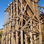 Bullion Beck and Champion Mining Company Headframe, Eureka, Utah