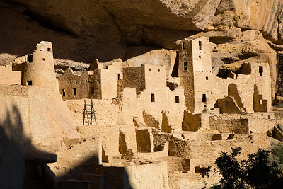 Cliff Palace Kivas, Dwellings, and Towers, Mesa Verde National Park, Colorado