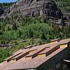 Historic Pandora Mill Ruins, Near Telluride, Colorado