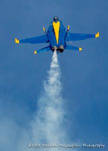 2014 September 21 Blue Angels over VB with hitpics logo-19