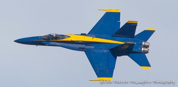 2014 September 21 Blue Angels over VB with hitpics logo-10