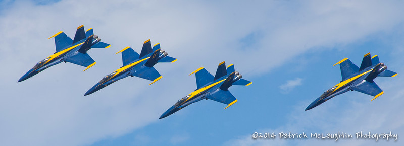 2014 September 21 Blue Angels over VB with hitpics logo-8