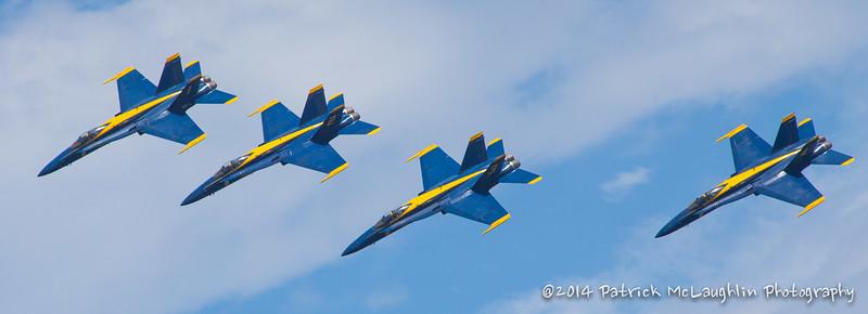 2014 September 21 Blue Angels over VB with hitpics logo-8
