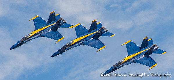 2014 September 21 Blue Angels over VB with hitpics logo-6