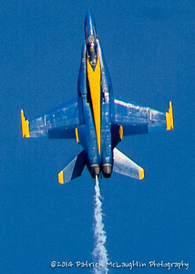 2014 September 21 Blue Angels over VB with hitpics logo-22