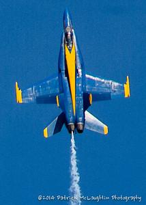 2014 September 21 Blue Angels over VB with hitpics logo-22