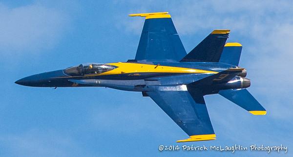 2014 September 21 Blue Angels over VB with hitpics logo-7
