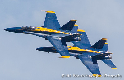 2014 September 21 Blue Angels over VB with hitpics logo-5