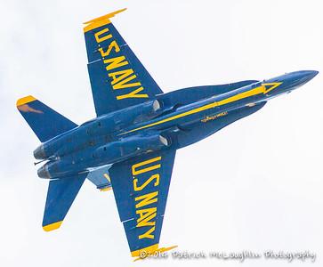 2014 September 21 Blue Angels over VB with hitpics logo-14