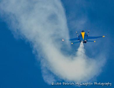 2014 September 21 Blue Angels over VB with hitpics logo-16