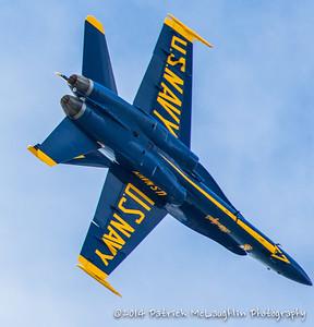 2014 September 21 Blue Angels over VB with hitpics logo-3